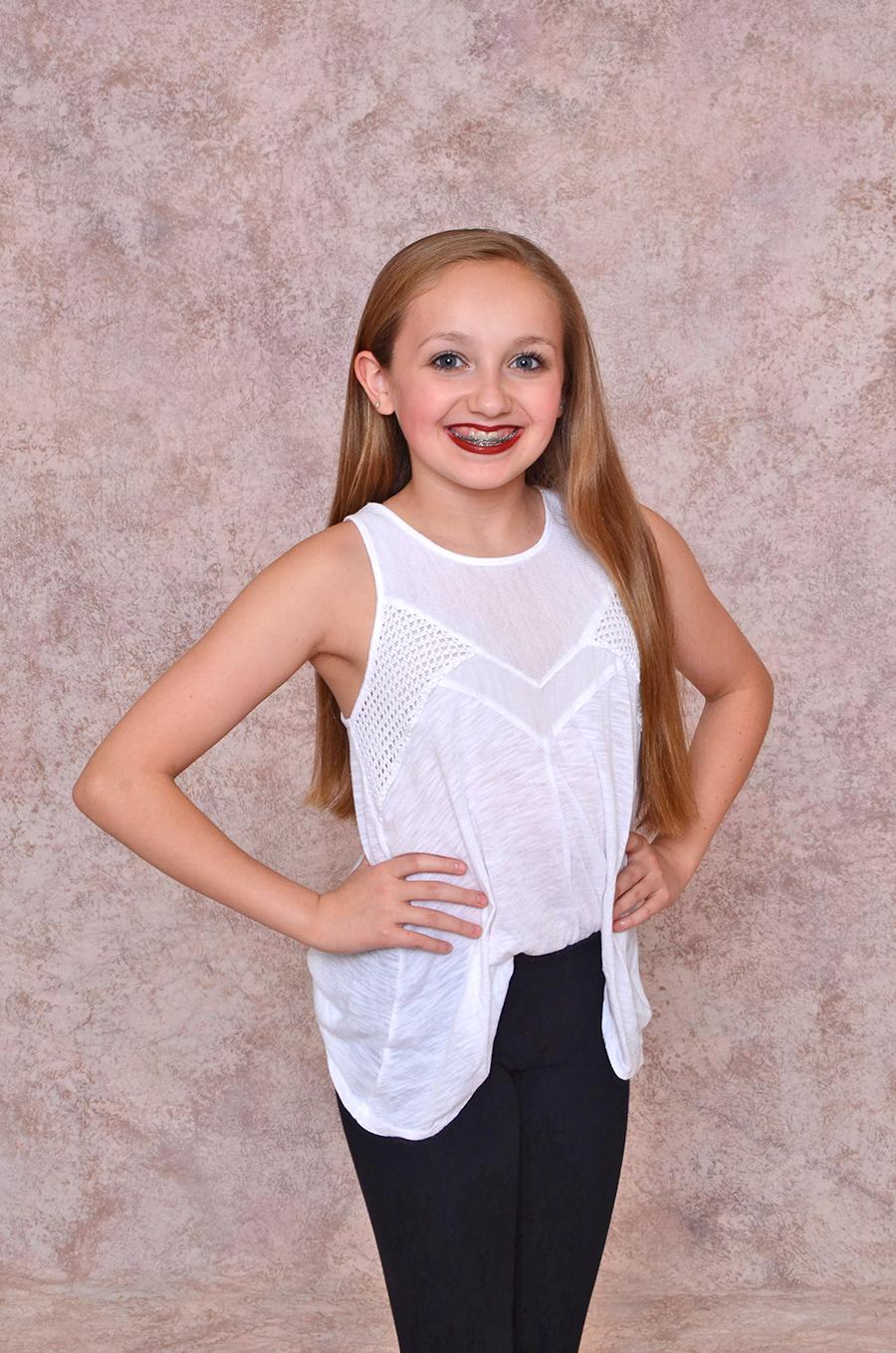 Susan's School of Dance Instructor Assistant - Alyssa Strege