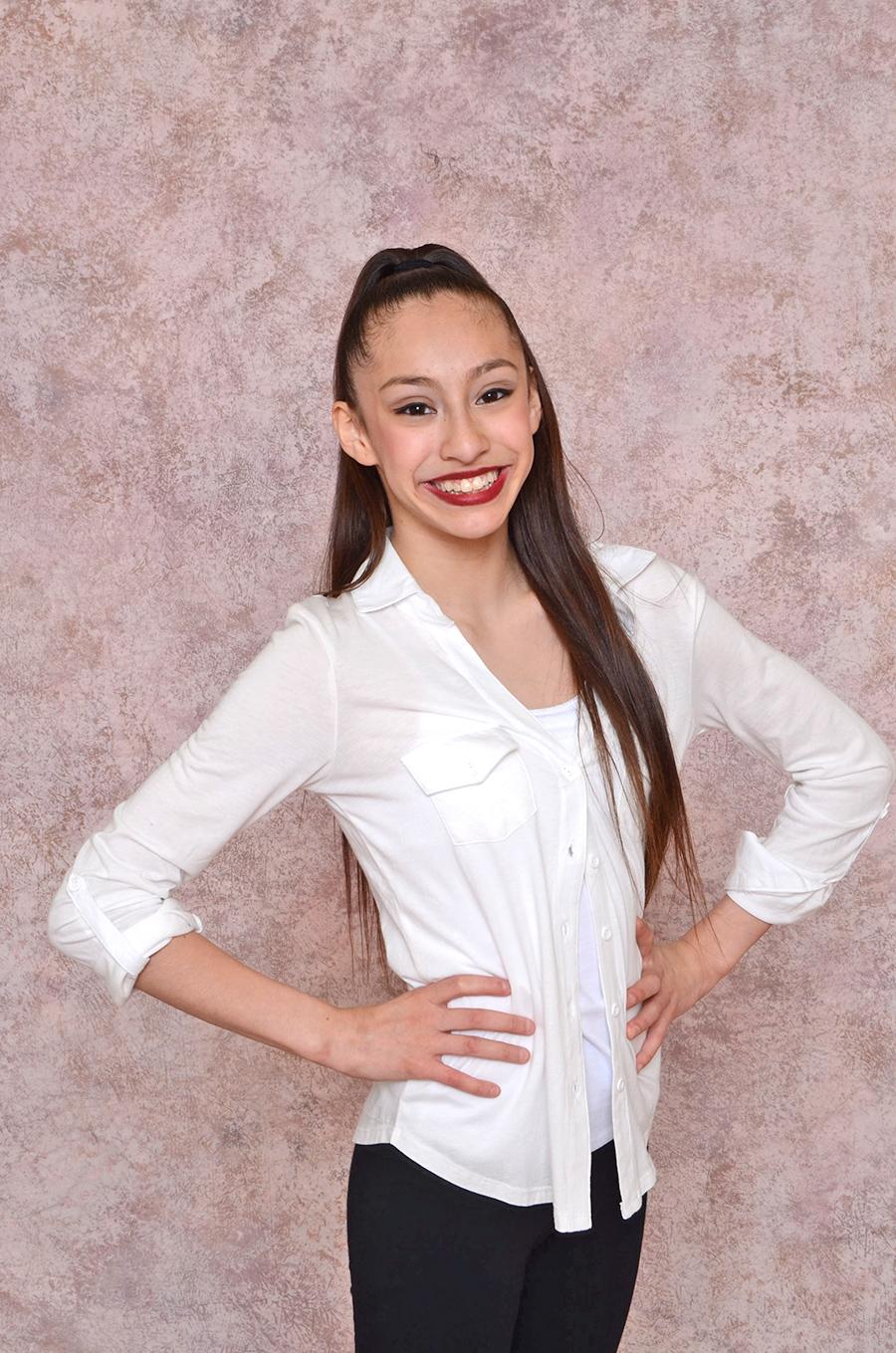 Susan's School of Dance Instructor Assistant - Sofia Celio